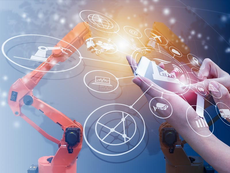 What is Industrial Automation? Advantages, Types
